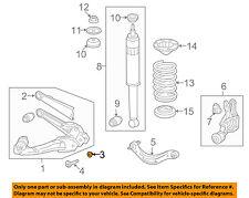 HONDA OEM Rear-Trailing Control Arm Cam 52388SNA003