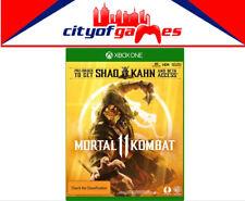 Mortal Kombat 11 Xbox One Game Brand New & Sealed Pre Order