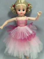 "Madame Alexander Accessories Ballerina DRESS Set for 10"" doll Cissette"