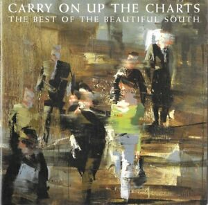The Beautiful South : Carry On Up The Charts (CD 1995) *NR. MINT* FREEUKFASTPOST