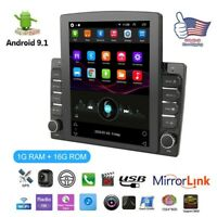 """Android 9.0 Car Stereo GPS Navigation Radio Player 2Din WIFI Hotspot 1+16G 9.7"""""""