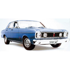 Classic Carlectables 18627 1/18 Ford XT GT Falcon Starlight Blue New