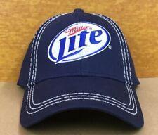 Vintage Miller Racing Cap Hat RARE Brad Kewelowski #2 Penske Racing Nascar NEW