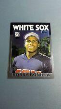 BOBBY BONILLA 2001 TOPPS CHROME REPRINT CARD A8887