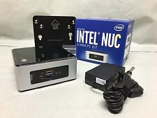 "Intel NUC Mini Desktop PC, HTPC, 4K HDMI, 1TB 2.5"" HDD, 2GB RAM, Windows 10 Pro"