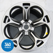 "1 x NEW GENUINE LAMBORGHINI MURCIELAGO 18"" HERCULES TITANIUM REAR ALLOY WHEEL"