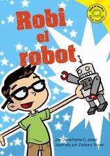 Robi El Robot (Read-It! Readers En Espanol) (Read-It! Readers: Nivel-ExLibrary