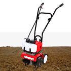 Best Tillers - 52CC 2HP Gas Power Tiller Soil Cultivator Tilling Review