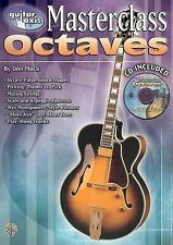 NEW Guitar Axis Octaves Masterclass by Don Mock