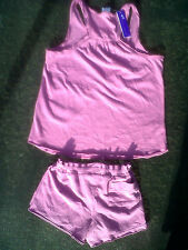 Girls 4/5 Years Purple Vest & Shorts Set by Zara Home Kids BNWTs £29.99 in Store