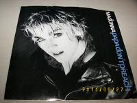 Madonna Papa Don't Preach / Pretender 45 NM w/ps