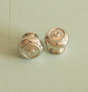 Regency Bloxwich Small Cabinet Knob - Nickel