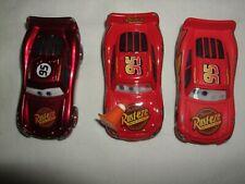 3 Disney Pixar Lightning McQueen 95  Pack CARS K