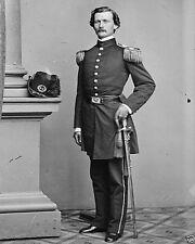 Federal Union Army General James B. Fry Portrait New 8x10 US Civil War Photo