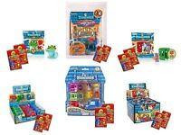 ZOMLINGS IN THE TOWN SERIES 5 ~ ZOMLING VEHICLE, TOWERS, FIGURES + 2 GoGo Card