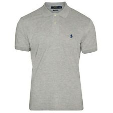 Men's Ralph Lauren Grey Polo S-L