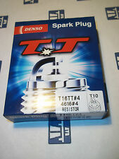 4 x Denso T16TT SparkPlugs for Ford KA, Mazda-6, Buick, Cadillac  etc