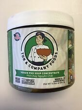 Ton & Company Foods VEGGIE Pho Broth Concentrate 1 Jar