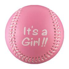 It's a Girl! Baby Celebration T-Ball Baseball