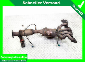 Ford Mondeo IV Ba7 Catalytic Converter Krümmerkat With Lambda Probes 2.3 118kw