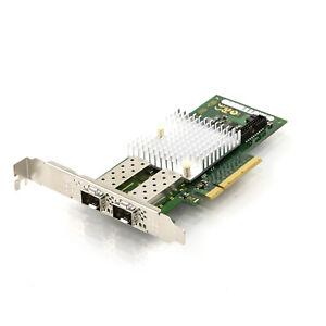 Fujitsu D2755-A11 Dual-Port SFP+ 10Gb Ethernet Network Interface Card