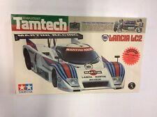 RARE 1986 Tamiya 1/24 Tamtech RC Lancia LC2 Kit # 2103/Vintage/Sealed