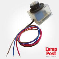 Remote PHOTOCELL KIT Dusk till Dawn Sensor for Lighting - Clear - Eterna EMPC