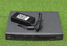 CISCO 887VA-SEC-K9 887VA Secure router w VDSL2/ADSL2+ over POTS - 1 YEAR WTY