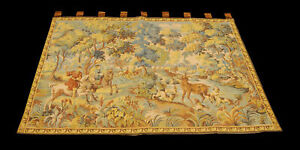 Arazzo / Aubusson (Finished by hand) 145x105 CM