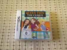 Queen Teen The Clique para Nintendo DS, DS Lite, DSi XL, 3ds