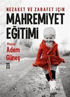 Mahremiyet Egitimi  (Yeni Türkce Kitap)
