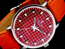 RELOJ VITAGE FAVRE LEUBA GENEVE SEA CHEF  WATCH MONTRE OROLOGICO