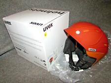UVEX P2US ski snowboard helmet sz Small (51-55cm) BRAND NEW with tags and box! ~
