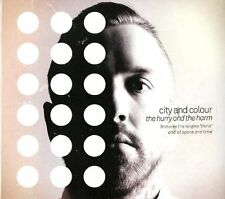 City And Colour-The Hurry And The Harm CD   New