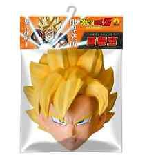 Dragon Ball Z Son Goku Gokou High Quality Mask Wig Costume Cosplay Halloween