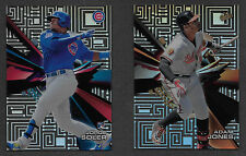 2015 TOPPS HIGH TEK CIRCUIT PATTERN ADAM JONES AND JORGE SOLER, LOOK!!!!
