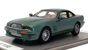 1/43 Scale Early Built Resin Kit EM01 - Aston Martin Virage Coupe - Green
