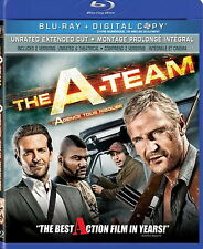 The A-Team (Blu-ray Disc, 2010, 2-Disc Set, Canadian; )