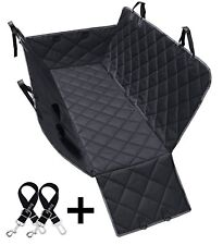 Best Dog Seat Cover for Backseat of Cars / Trucks / SUV Waterproof Dog Hammock