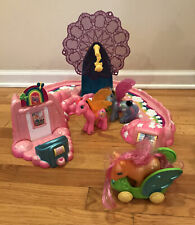 My Little Pony Amusement Park Play Set Rainbow Wishes Hasbro Rare & Hard to Find