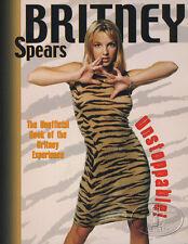 BRITNEY SPEARS 2001 UNSTOPPABLE TOUR PROGRAM BOOK