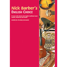 Nick Barber's English Choice Book Only-Nick Barber