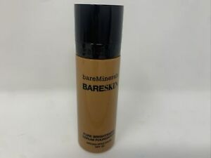 bareMinerals Bareskin Pure Brightening Serum Foundation 1oz Bare maple 17 nwob