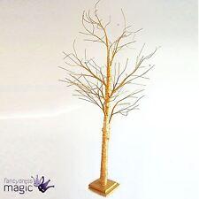 Gisela Graham Mattes Gold Draht Zweig Baum Ständer Weihnachten Ostern Dekoration