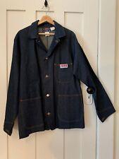 NOS Vintage Big B Brotherhood Chore Coat / Shop Jacket Made In Canada Med.