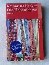 Die Habenichtse von Katharina Hacker (2008, Taschenbuch)