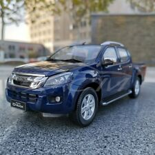 Car Model ISUZU D-MAX Pickup 1:18 (Blue) + SMALL GIFT!!!!!!!!!