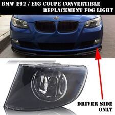 REPLACEMENT FOG LIGHT FOR BMW E92 E93 COUPE CONVERTIBLE CLEAR LEFT DRIVER SIDE