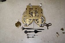 BLACK MANTEL / TAMBOUR CLOCK MOVEMENT NEW CLOCK PARTS