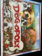Dog-opoly - Monopoly Board Game- A Tail Wagging Property Trading Game- *Sealed*